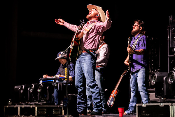 Cody Johnson Corpus 2021