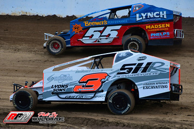 Lebanon Valley Speedway - 4/17/21 - Michael John Pierce