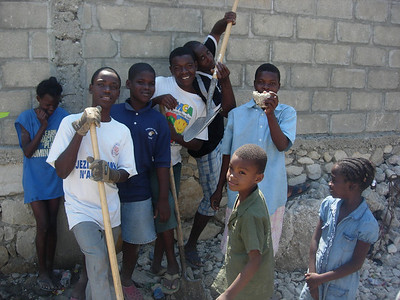 Haiti Playground April 2009
