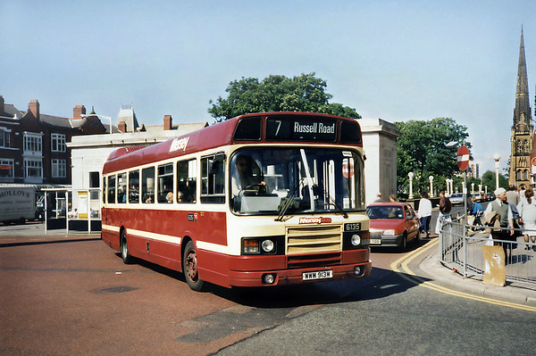 28th June 1991: Southport
