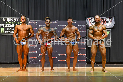 Mens Junior Bodybuilding Finals