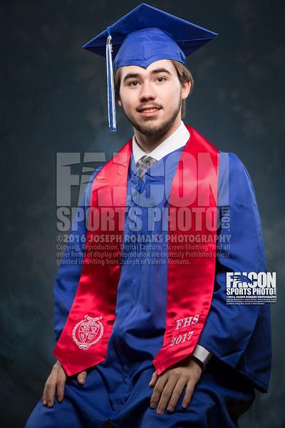 Senior Cap & Gown Portraits