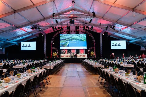 Generalversammlung Raiffeisen 2019
