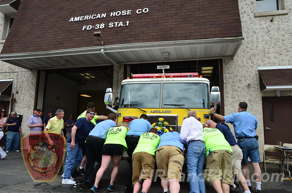 Truck Housing - American Hose Company - Ashland, PA 05/10/2014