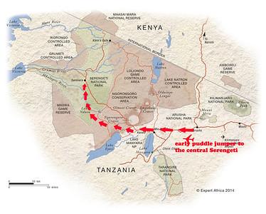 Safari & people of Tanzania