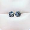 4.08ctw Old European Cut Diamond Pair, GIA I VS2, I SI1 25