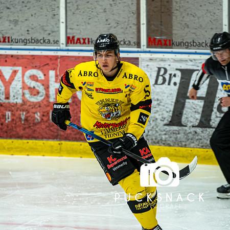 Hockeyettan Södra: Hanhals IF - Vimmerby HC  2020-10-18