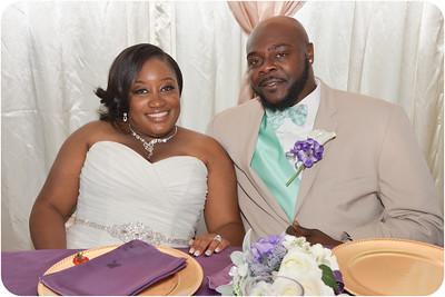 Cory and Jalisa Wedding
