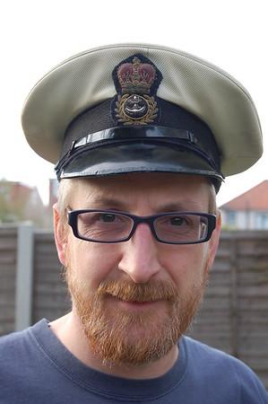 Paul as Captain Birdseye