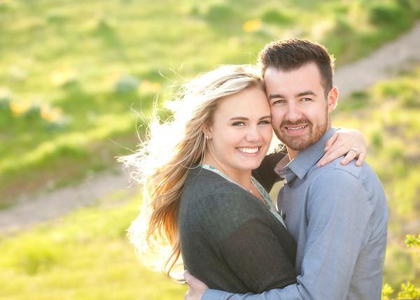 Brandon & Meg