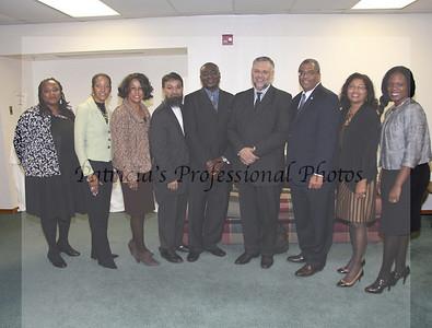 South African Ambassador Ebrahim Rasool visit to HUSSW