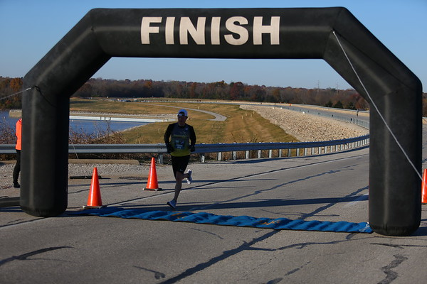 Longview Lake Half Marathon 2018