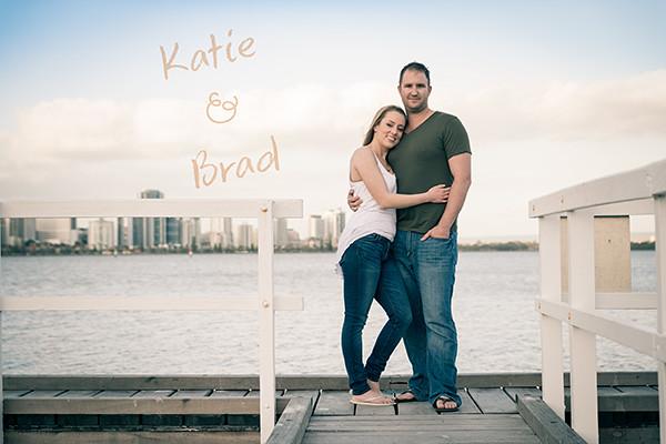 Katie & Brad
