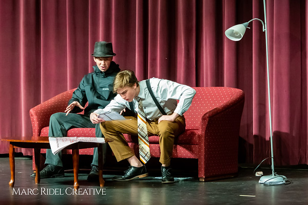 BroughtonStudent Directed One Acts. February 13, 2019. MRC_3932