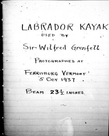 Labrador (Grenfell)