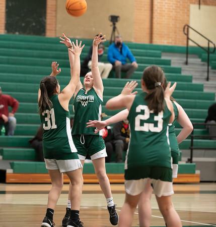 Chaffin vs Kimmons 7th Grade Girls City Championship 2/9/2021