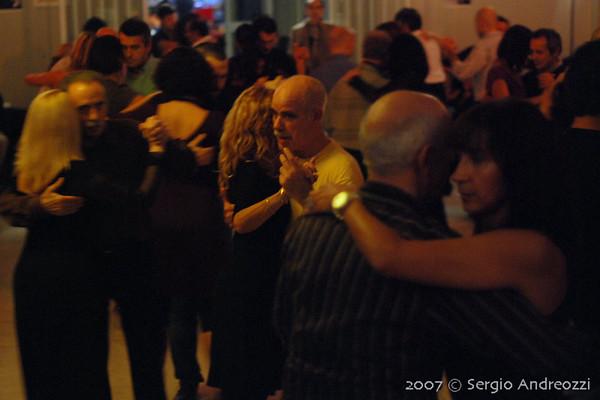 Milonga - 31 Ottobre 2007 con Patricia Hilliges y Matteo Panero