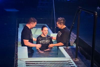 2020-03-01 9 & 11 a.m. Baptism Service