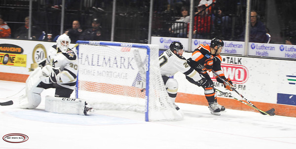 Fort Wayne Komets vs. Wheeling Nailers