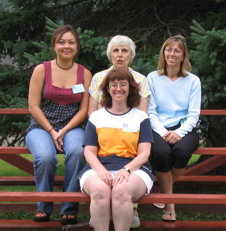 Aunt Lorraine (Ouellette) Hartnett and her family.
