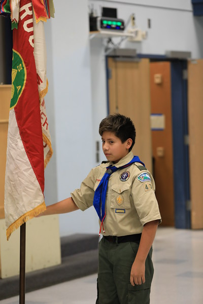 Troop 438 Fall 2016 Court of Honor