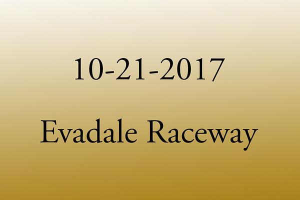 10-21-2017 Evadale Raceway 'Track Rental T&T