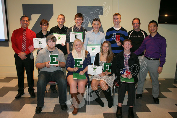 2012-10 Ultimate Club Banquet
