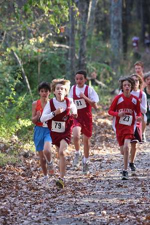 Middle School Cross-Country Championships