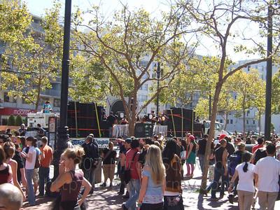 Love Festival in SF 2007