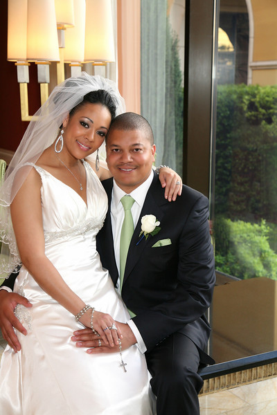 Carmella and JT's Wedding
