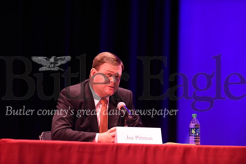 State Senate Candidate. Seb Foltz/Butler Eagle