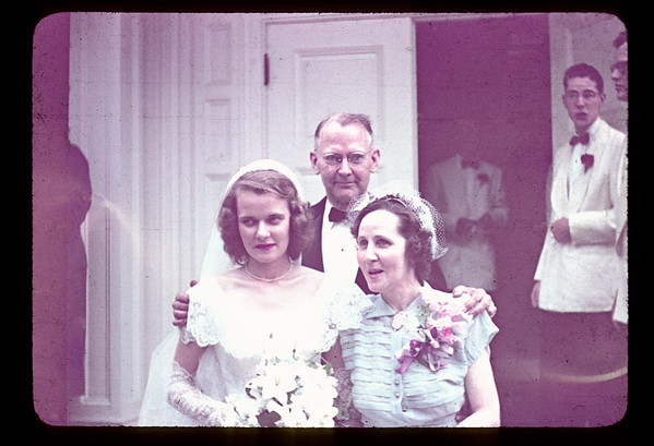 Mom and Dad's Wedding