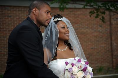 Latrice & Jason Wedding - The Couple