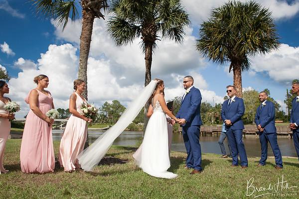 Ariel & Kathryn Berrios, The Channel Side, Palm Coast, Florida