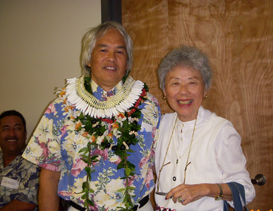 Retirement party for patients November, 2007