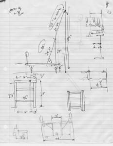 2010 Robot Sketches
