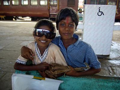 Rameswaram > Villupuram Overnight Train,  then Taxi to Pondicherry
