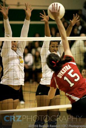 Redondo Union vs. Long Beach Poly 11/30/2010