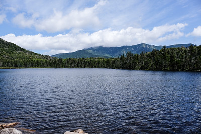 Lonesome Lake 2017
