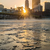 """Polar Flare"" - Pittsburgh, North Shore   Recommended Print sizes*:  4x6  