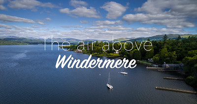 The air above: Windermere