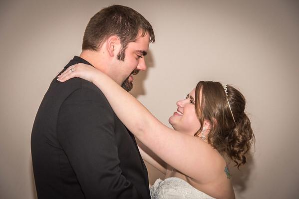 Aaron & Samantha Oravetz