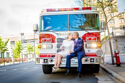 Cynthia & Clarence : Raleigh, NC