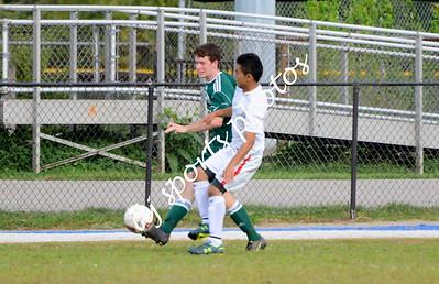 Trinity vs Seneca Varsity Soccer