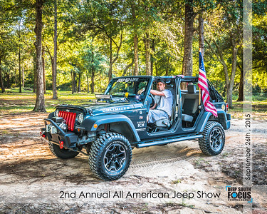 All American Jeep Show 09/26/2015