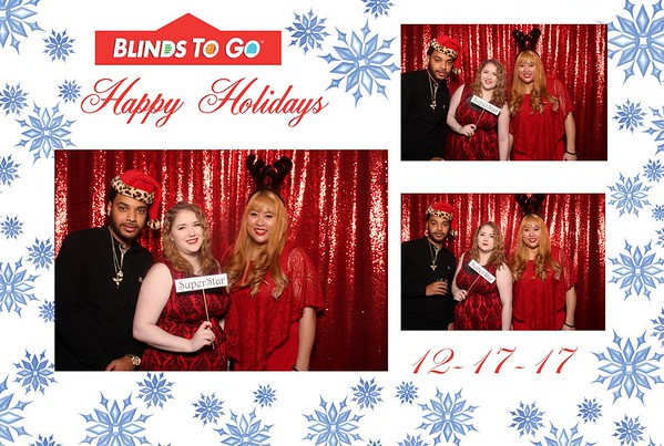 Blinds to Go Holiday Party