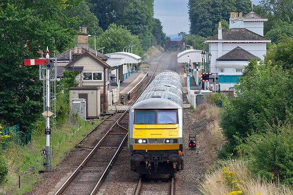 27th July 2010: Gobowen, Shrewsbury and Crewe