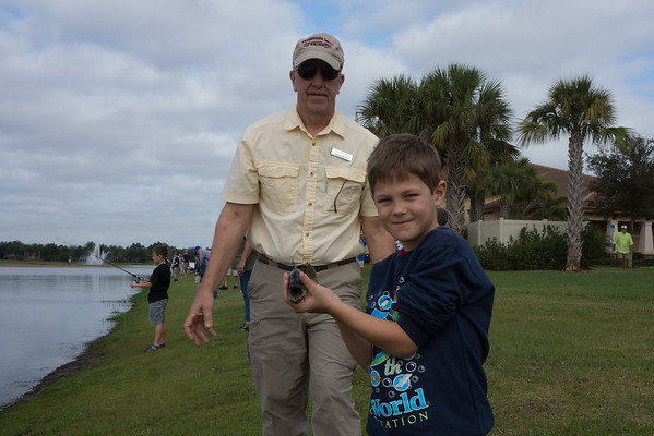VL Joel Linky Kids Fishing Derby