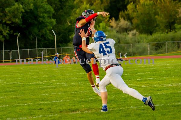 Football SHS vs Dixie 8-14-2021