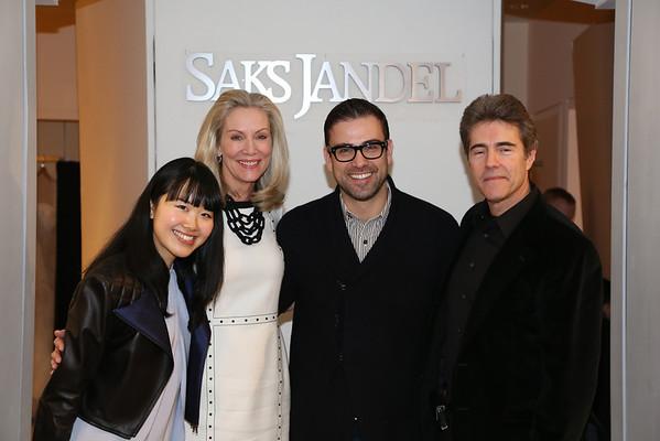Saks Jandel (Fashion Celebrates Caring for Kids)